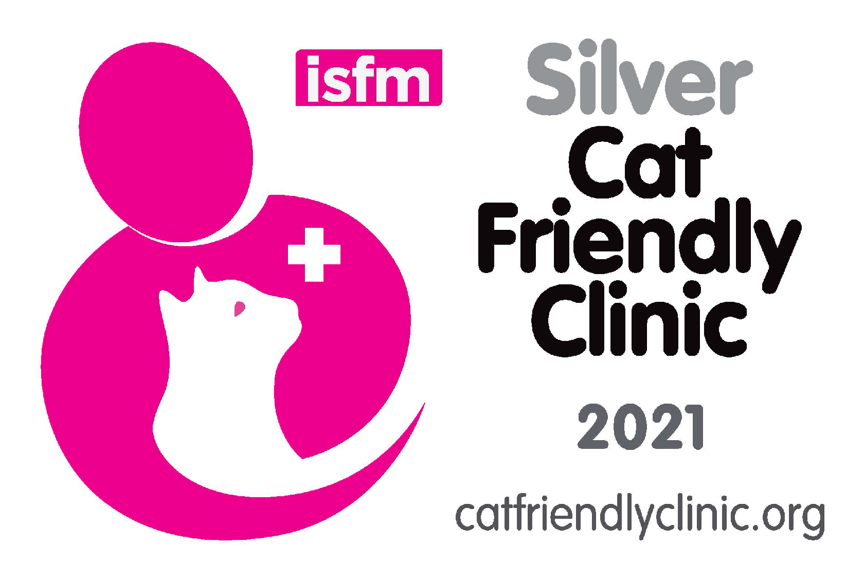 Silver Cat Friendly Clinic Award